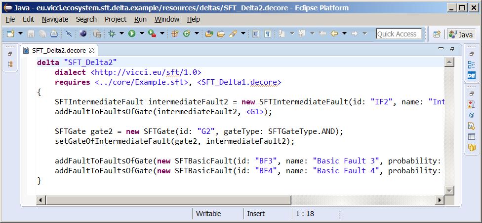 SFTDeltaExampleScreenshot